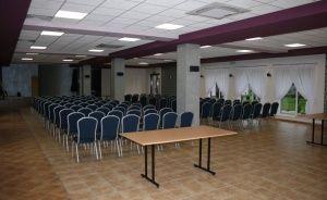 zdjęcie sali konferencyjnej, Sala Bankietowa Hotelik Pod Jesionem, Dąbrowa Górnicza