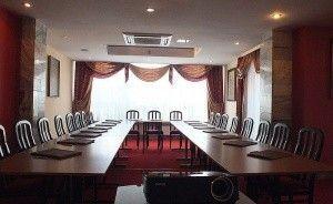 zdjęcie sali konferencyjnej, Hotel Senator, Katowice