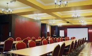 zdjęcie sali konferencyjnej,  Hotel Kasztel, Bochnia