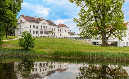 Hotel **** Hanza Pałac Wellness & SPA **** / 1