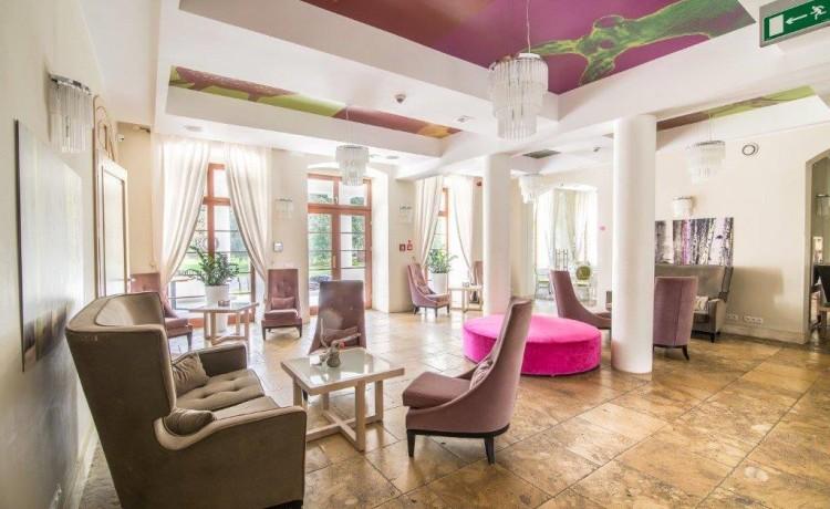 Hotel **** Hanza Pałac Wellness & SPA **** / 48