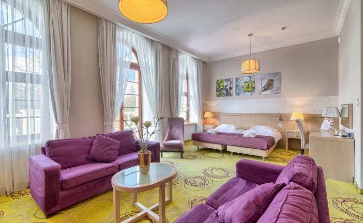 Hotel **** Hanza Pałac Wellness & SPA **** / 29