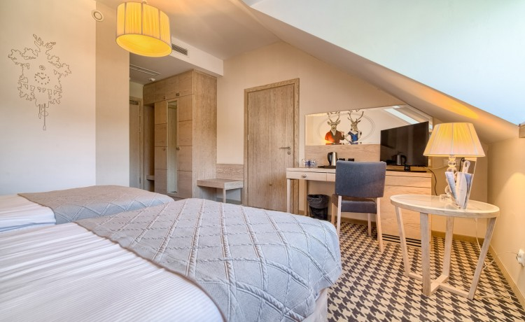 Hotel **** Hanza Pałac Wellness & SPA **** / 27