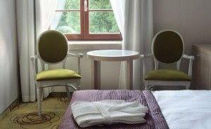 zdjęcie pokoju, Hanza Pałac, Warlubie