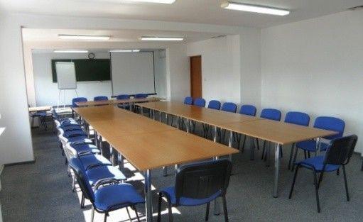 zdjęcie sali konferencyjnej, Spółdzielcze Centrum Szkoleniowo-Konferencyjne Brzeźno, Gdańsk