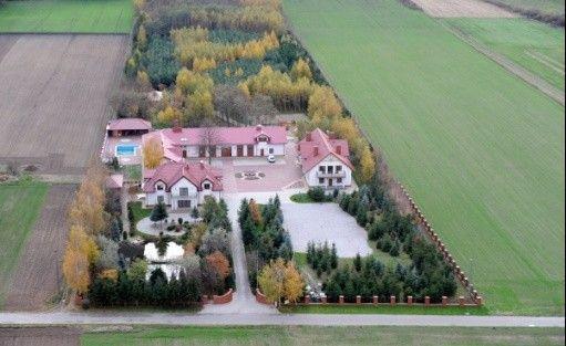 """zdjęcie obiektu, Ośrodek Agroturystyczny """"Zacisze"""", Ostrowite"""