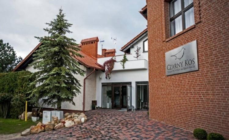 zdjęcie obiektu, CZARNY KOS  komfortowy pensjonat na Kaszubach, Gdańsk