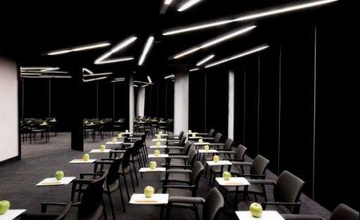 zdjęcie sali konferencyjnej, POZIOM 511 Design Hotel & SPA, Podzamcze