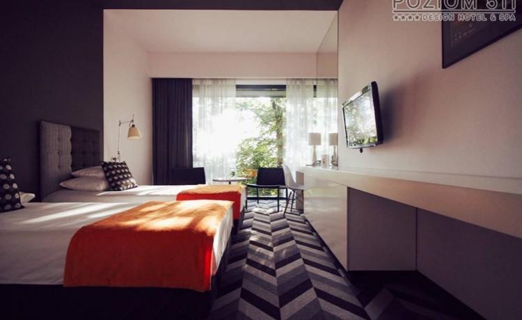 Hotel **** POZIOM 511 Design Hotel & SPA**** / 11