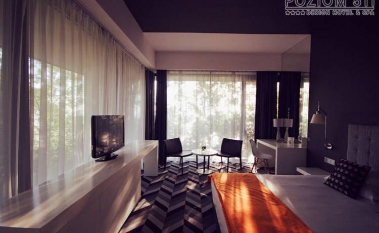 Hotel **** POZIOM 511 Design Hotel & SPA**** / 16