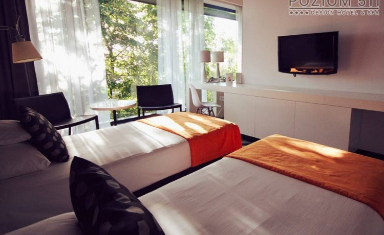 Hotel **** POZIOM 511 Design Hotel & SPA**** / 17