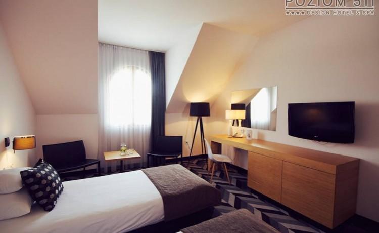 Hotel **** POZIOM 511 Design Hotel & SPA**** / 18