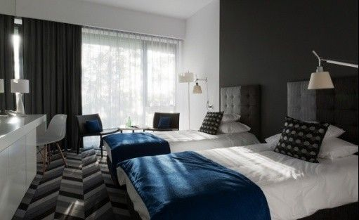 zdjęcie pokoju, POZIOM 511 Design Hotel & SPA, Podzamcze