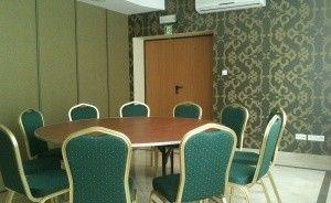 zdjęcie sali konferencyjnej, Hotel Logos , Gdańsk