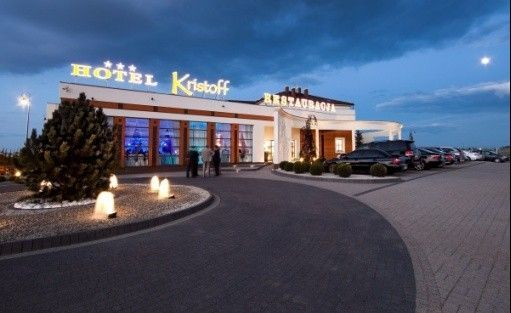 zdjęcie obiektu, Hotel KRISTOFF, Blizanów