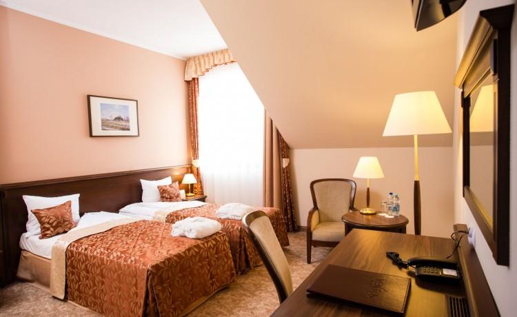 Hotel **** Hotel Ventus Natural & Medical Spa**** / 4