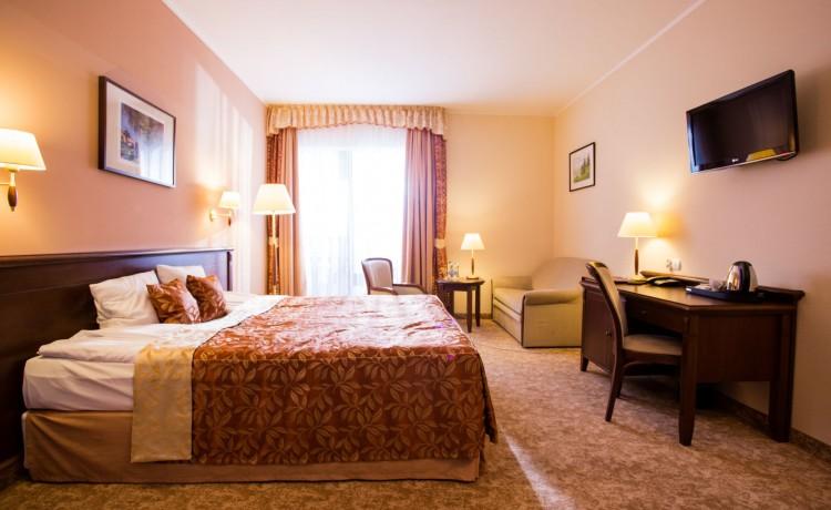 Hotel **** Hotel Ventus Natural & Medical Spa**** / 5