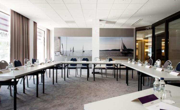 zdjęcie sali konferencyjnej,  Hotel Mercure Gdynia Centrum, Gdynia