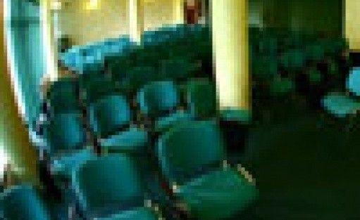 zdjęcie sali konferencyjnej, Ośrodek Szkoleniowo-wypoczynkowy SKALNICA, Wisła