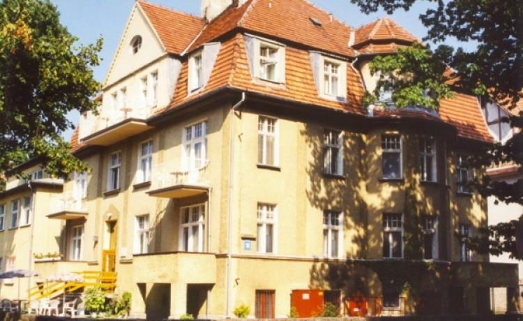Dom Pracy Twórczej Polskiej Akademii Nauk w Świnoujściu