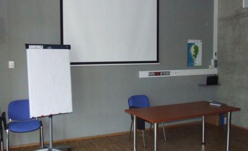 zdjęcie sali konferencyjnej, Lubelski Park Naukowo-Technologiczny S.A., Lublin