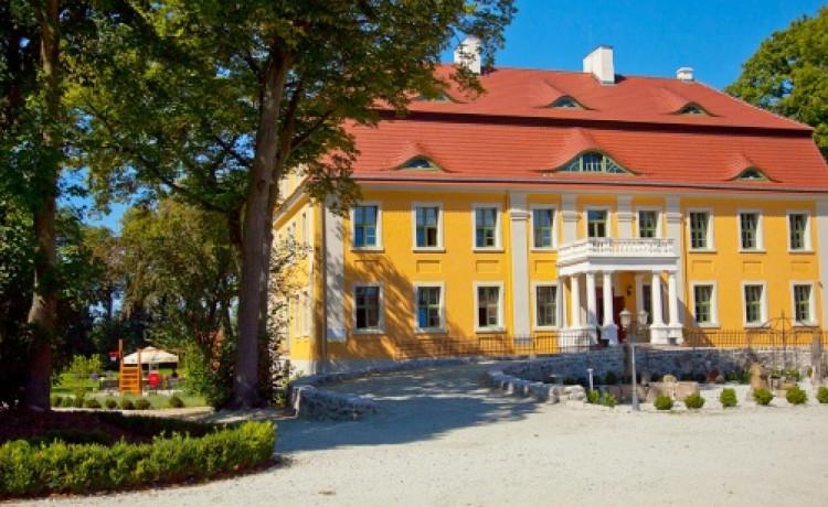 zdjęcie obiektu, Pałac Wiechlice, Szprotawa