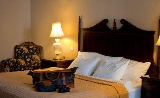 zdjęcie pokoju, Pałac Wiechlice, Szprotawa