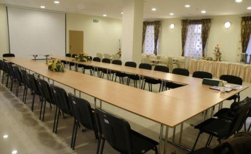 zdjęcie sali konferencyjnej, Centrum Konferencyjno-hotelowe Alex, Zamość