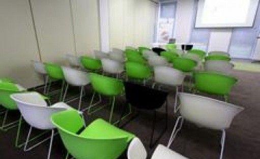 zdjęcie sali konferencyjnej, Centrum Konferencyjne Eureka Technology Park, Poznań