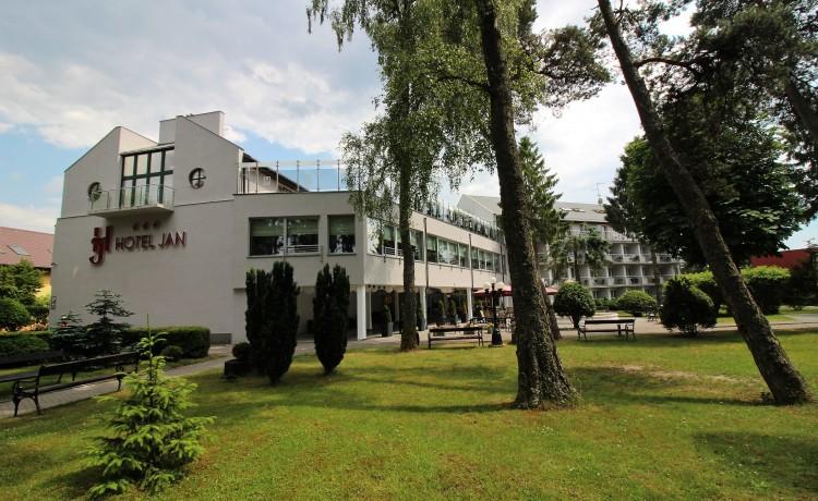 Hotel Jan *** Darłowo