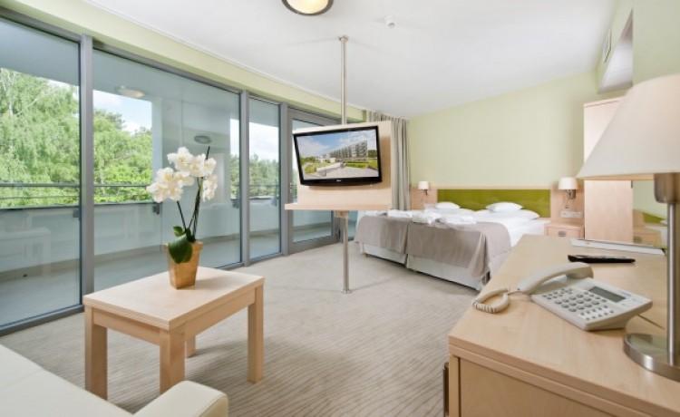 zdjęcie pokoju, Interferie Medical SPA, Świnoujście