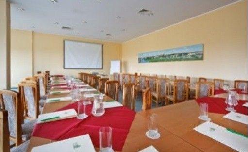 zdjęcie sali konferencyjnej, Hotel Panorama , Szczecin