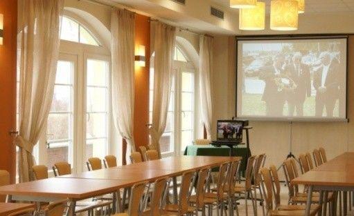 zdjęcie sali konferencyjnej, Rewita WDW Unieście, Unieście k/Mielna