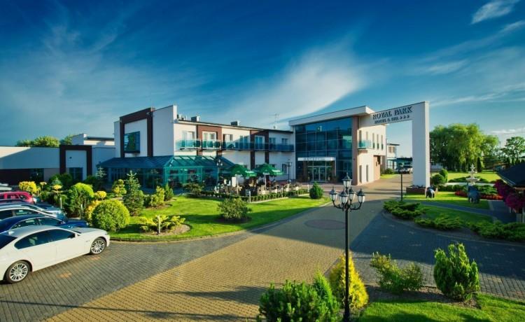 Hotel *** Royal Park Hotel & SPA *** / 2