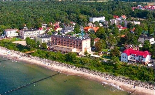 Hotel Wodnik Ustronie Morskie