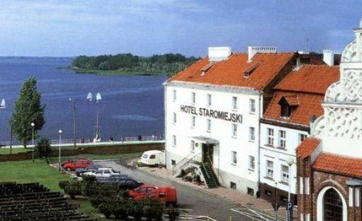 Hotel Staromiejski Rezydencja Nad Zalewem
