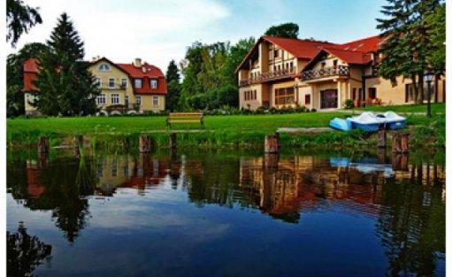 Luboradza - Dwór Pomorski