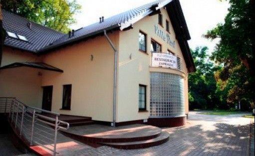 Villa Park Hotel Goleniów