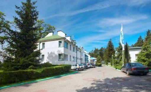 Centrum Konferencji i Rekreacji GEOVITA w Płotkach
