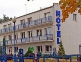 Hotel Nowy Ajaks