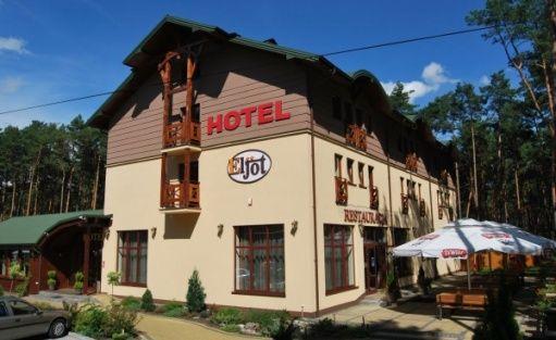 zdjęcie obiektu, Hotel Eliot, Sielpia