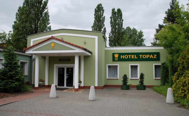 Hotel *** Hotel Topaz Poznań Centrum / 0