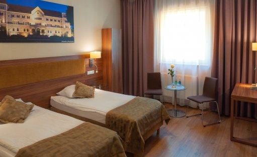 Hotel *** Hotel Topaz Poznań Centrum / 17