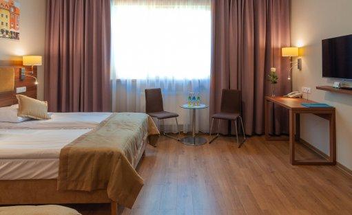 Hotel *** Hotel Topaz Poznań Centrum / 18