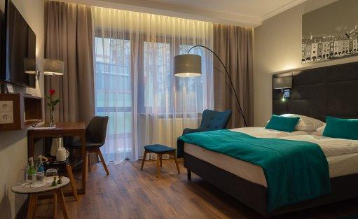 Hotel *** Hotel Topaz Poznań Centrum / 13