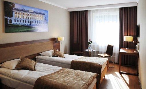 Hotel *** Hotel Topaz Poznań Centrum / 12