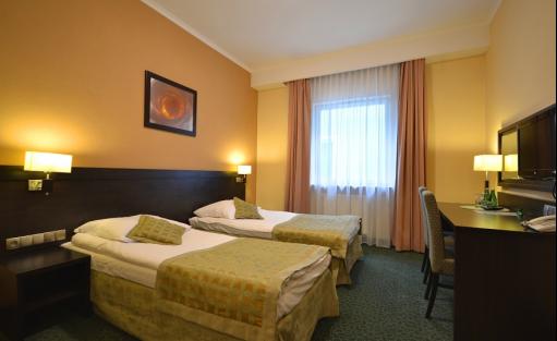 Hotel *** Hotel Topaz Poznań Centrum / 11