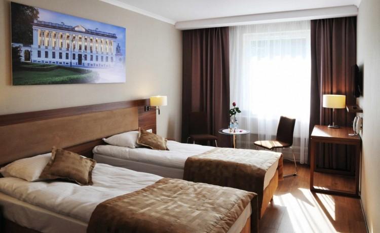 Hotel *** Hotel Topaz Poznań Centrum / 16