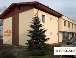 Motel Restauracja Borowianka