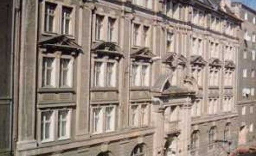 Sala Posiedzeń Poznańskiego Towarzystwa Przyjaciół Nauk